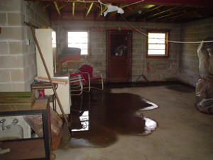 What to do if my basement is flooded?